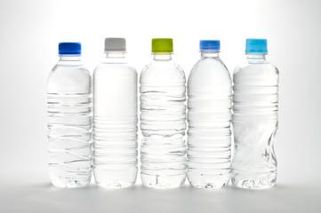 ペットボトルの種類